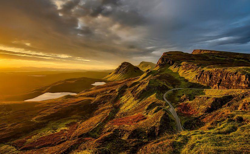 Circuit: 5 jours en Écosse