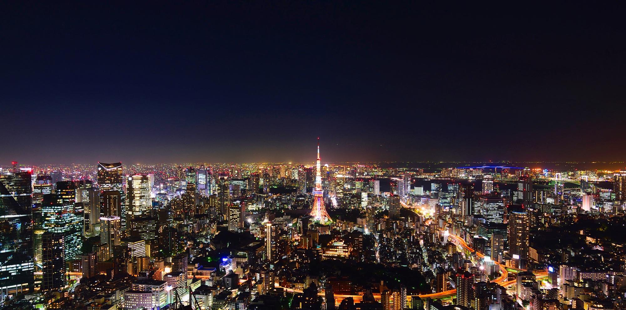 meilleurs quartiers de tokyo